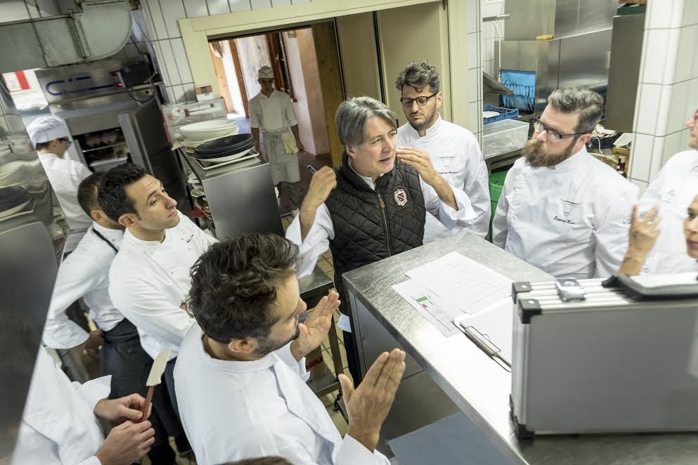 Rossano boscolo uno chef per definizione deve for Cucinare definizione
